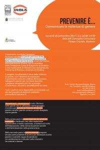 seminario 26 settembre