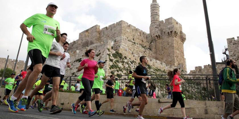 Gerusalemme maratona